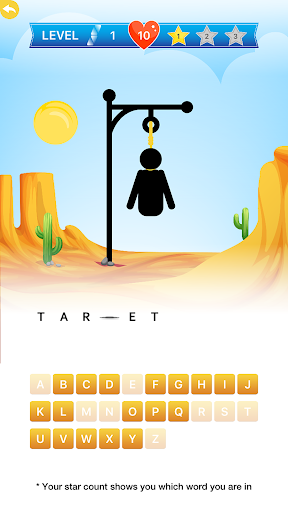 Code Triche Hangman Multiplayer - Online Word Game apk mod screenshots 3