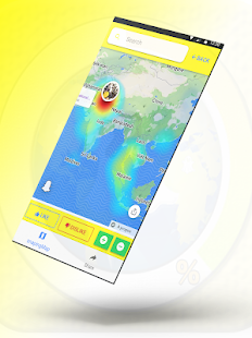snap map - story for snapchat Screenshot