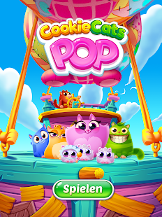 Cookie Cats Pop Screenshot