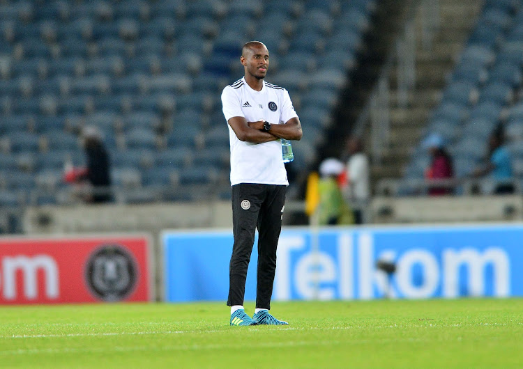 Bafana Bafana head coach Stuart Baxter said on Tuesday March 13 2018 that Orlando Pirates' assistant coach Rhulani Mokwena (pictured) will one day become the South African senior men's team head coach.