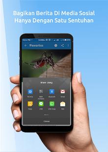Pawartos - Baca Berita Indonesia dan Dunia apk screenshot 4