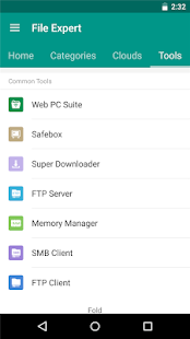 File Expert with Clouds- screenshot thumbnail