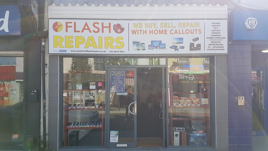 FLASH REPAIRS LTD - Electronic repair service  We also sell and buy