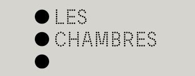 Logo Les Chambres