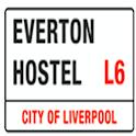 Everton Hostel Liverpool icon