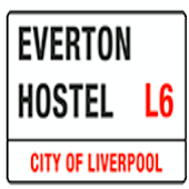 Everton Hostel Liverpool