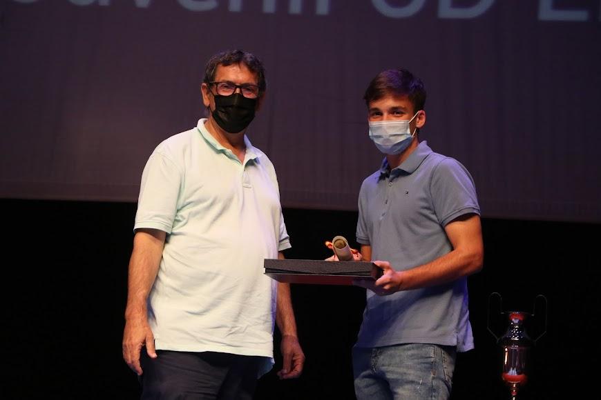 Otro galardón fue para el Equipo Juvenil de CD El Ejido.