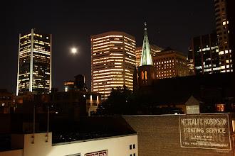 Photo: Montreal dall'albergo