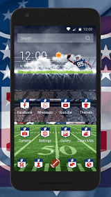 American Rugby Football Launcher Apk Download Free for PC, smart TV
