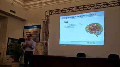 Photo: Consultor sênior e especialista em liderança, Caê Nóbrega, ministrou palestra Líder 360º