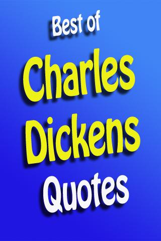 Best Of Charles Dickens Quotes