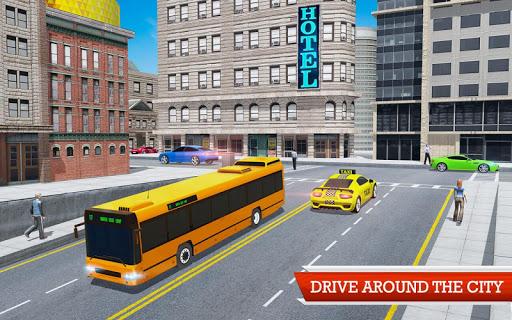 Coach Bus Simulator Game screenshot 13