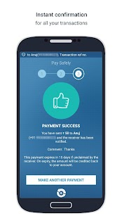 PayTonic-Pay any mobile number- screenshot thumbnail