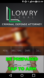Lowry Legal- screenshot thumbnail