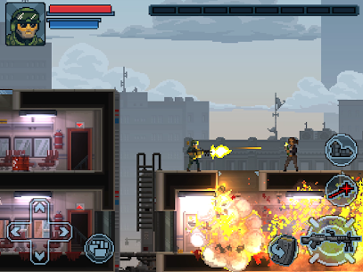 Door Kickers: Action Squad Apk Download For Android and Iphone 6