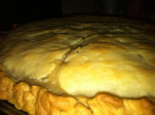 Sliced pie.