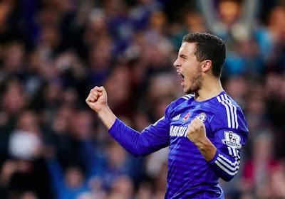 Hazard nominé pour Fans' Player of the Month Award