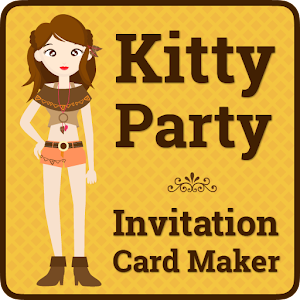 Kitty party invitation cards android apps on google play kitty party invitation cards stopboris Choice Image