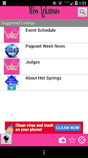 Miss Arkansas Pageant- screenshot thumbnail