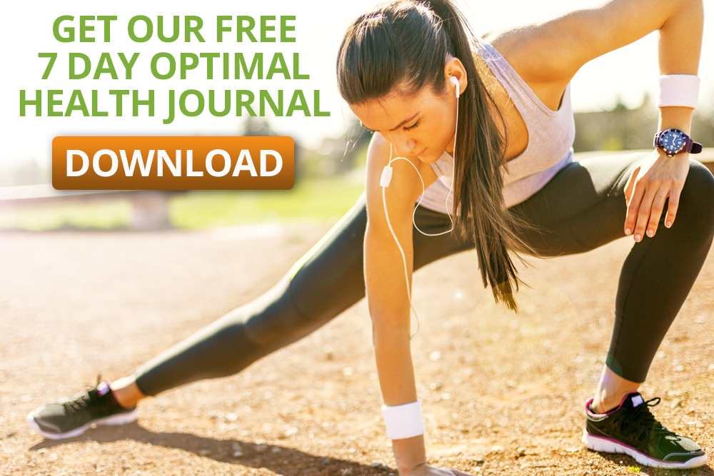 7 Day Optimal Health Journal