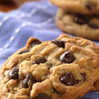 Buttery Chocolate Chip Cookies