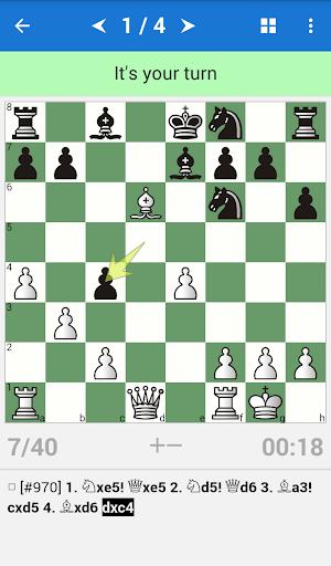 Encyclopedia Chess Combinations Vol. 2 Informant 1.3.5 screenshots 2