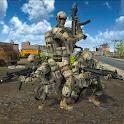 Gun Strike 3D Shooter icon