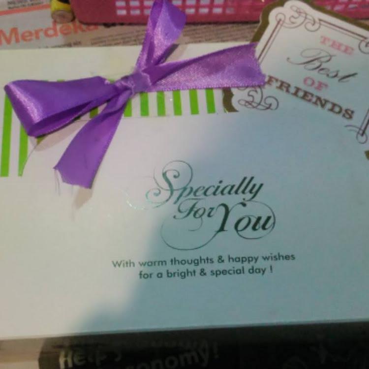 ameryllis christmas gift soap set