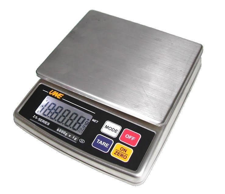 Brev / Bänkvågar upp till 10kg