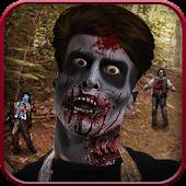 Haunted Zombie Assault - Dead