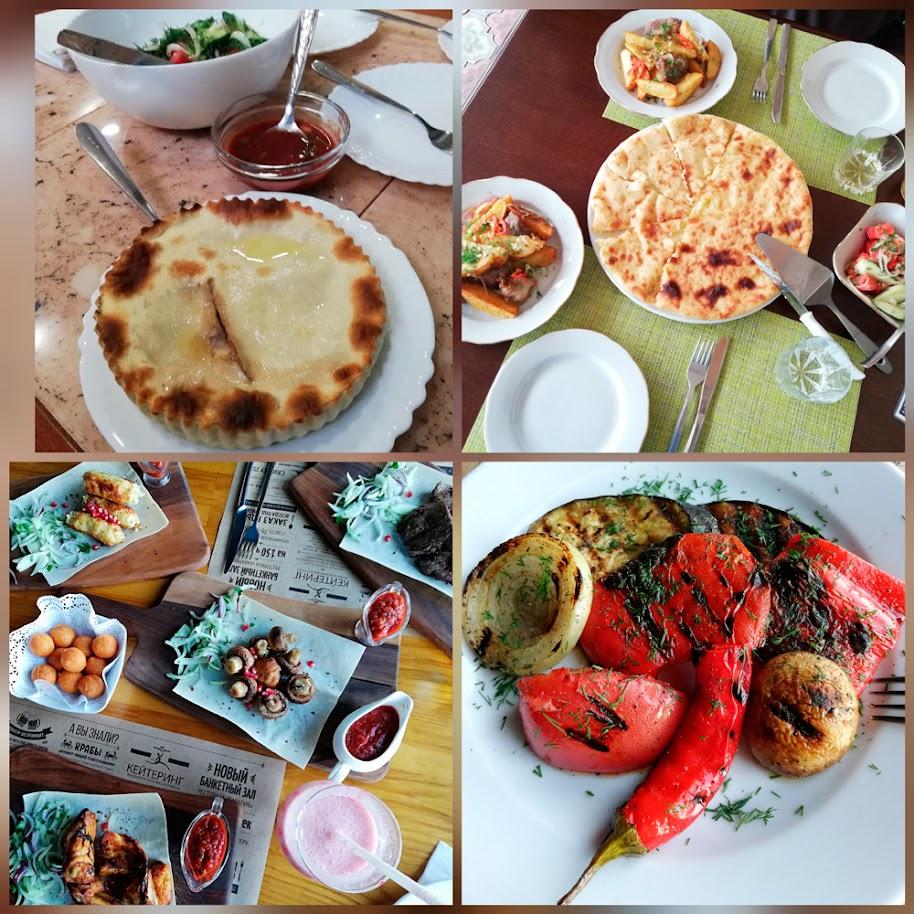 Пироги национальная кухня Северная Осетия