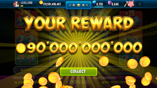 collet miracle slots & casino