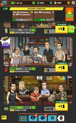 Itu2019s Always Sunny: The Gang Goes Mobile apkslow screenshots 7
