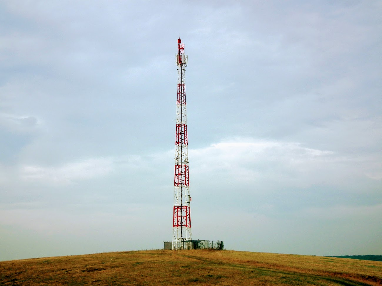 Felsőgagy - DVB-T gapfiller