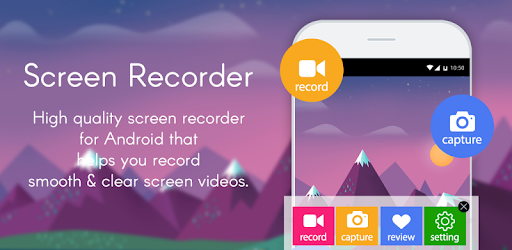 Screen Recorder With Audio .APK Preview 0