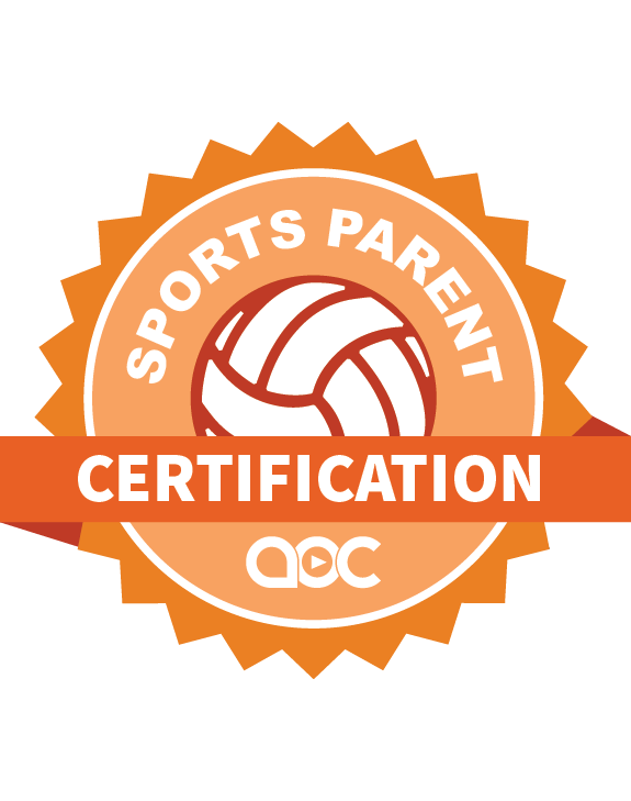 Sports Parent Certification