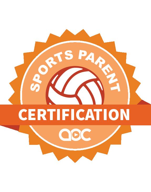 Sports Parent Certification