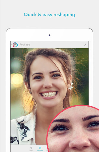 Facetune - Selfie Photo Editor for Perfect Selfies 1.3.8.1-free app 9