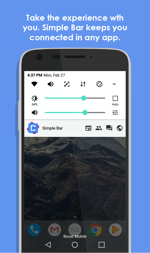 Simple Social Pro Screenshot 4