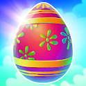 Easter Sweeper - Chocolate Bunny Match 3 Pop Games icon