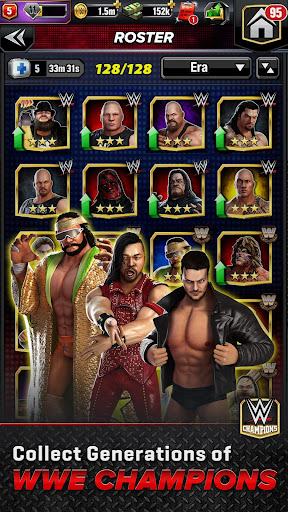 Cheat WWE Champions - Free Puzzle RPG Game Mod Apk, Download WWE Champions - Free Puzzle RPG Game Apk Mod 2