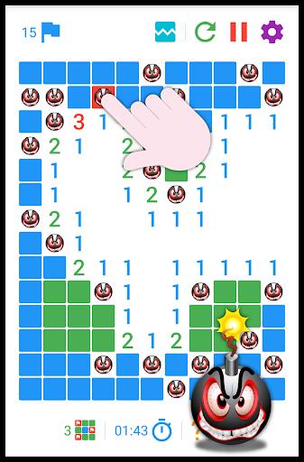 玩免費解謎APP|下載マインスイーパー app不用錢|硬是要APP