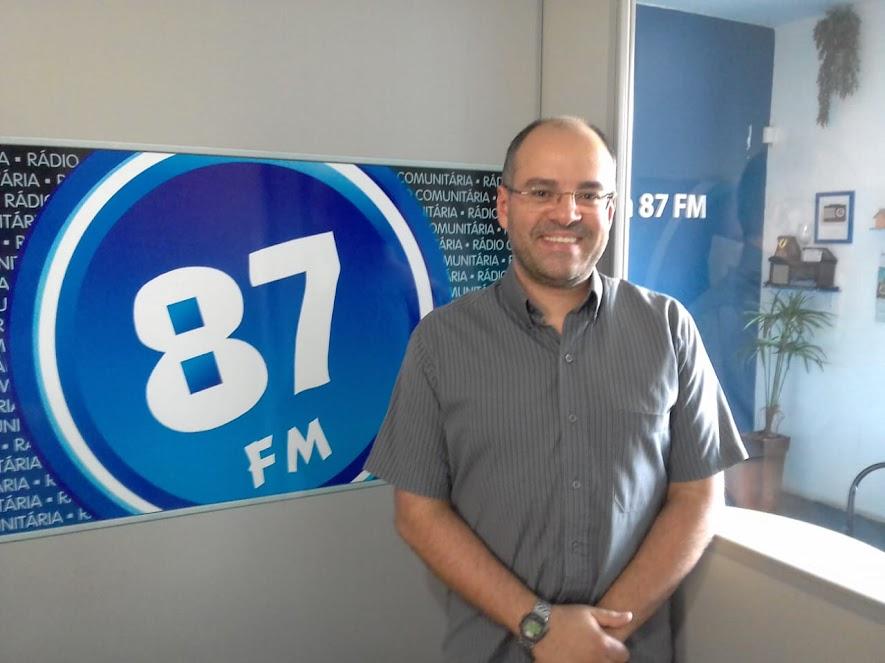Rodrigo Fernando Ribeiro, psicólogo.