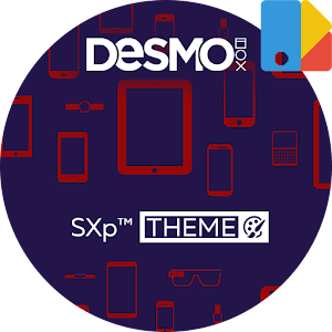 SXp Desmobox theme