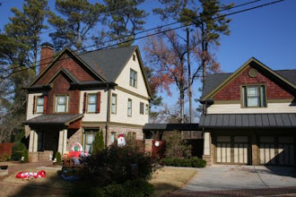 Photo: House With Attached Guest Suite. We had Challenging Set Backs To Contend With.