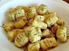 Potato Chive Gnocchi Recipe