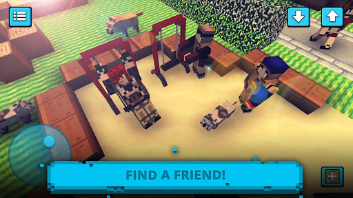 Ultimate Craft: Exploration of Blocky World 1.28-minApi23 screenshots 10