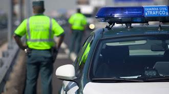 La Guardia Civil de Tráfico realizará controles exhaustivos este fin de semana.