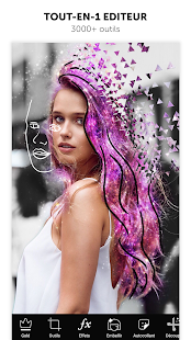 PicsArt Photo Editor:Editeur d'Image et de Collage Capture d'écran
