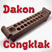 Dakon or Congklak (traditional game)